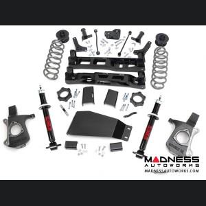 "Chevy Suburban 2WD Suspension Lift Kit w/ Premium N2.0 Front Struts - 7"" Lift"